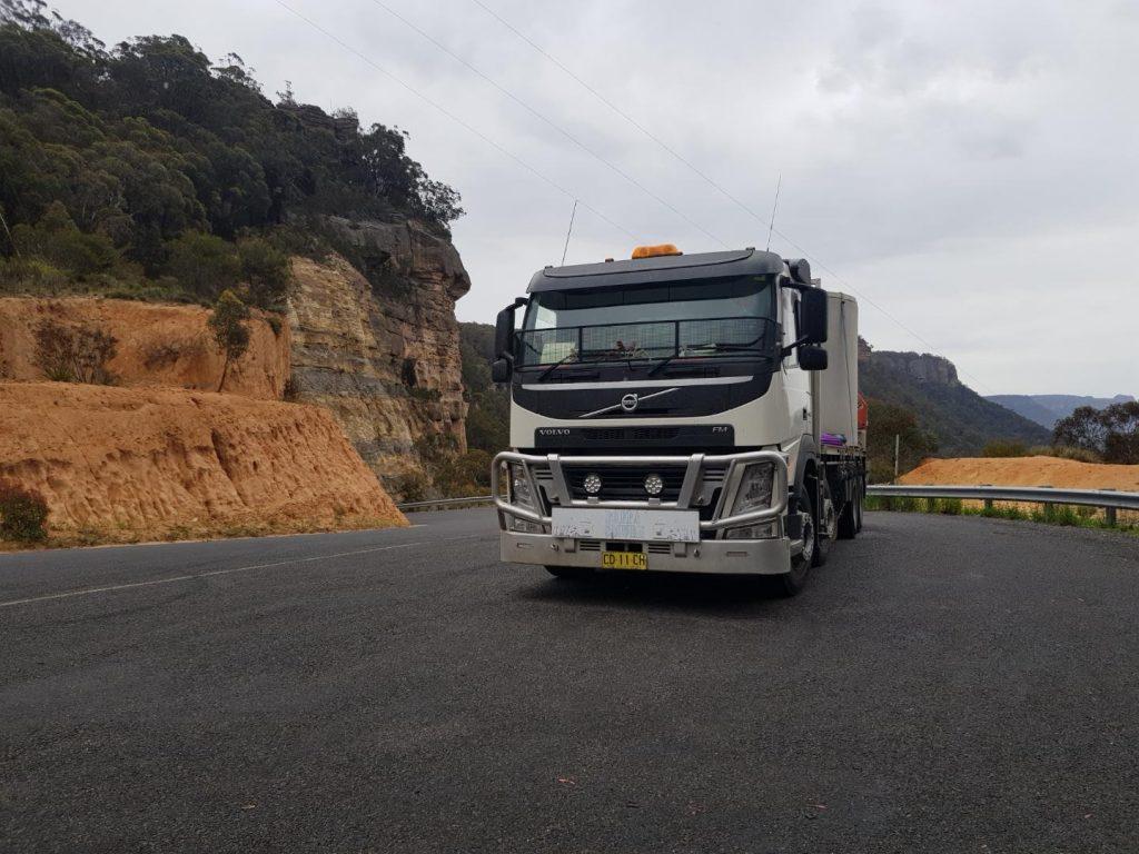 ecoseptic Truck