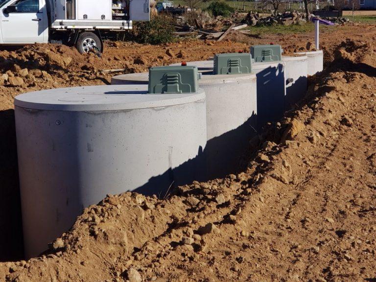 Septic Tanks Installation