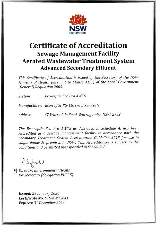 Warranties and Certifications