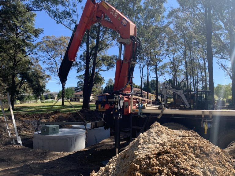 Commercial Septic Tank Maxi 15 Middle Dural 3